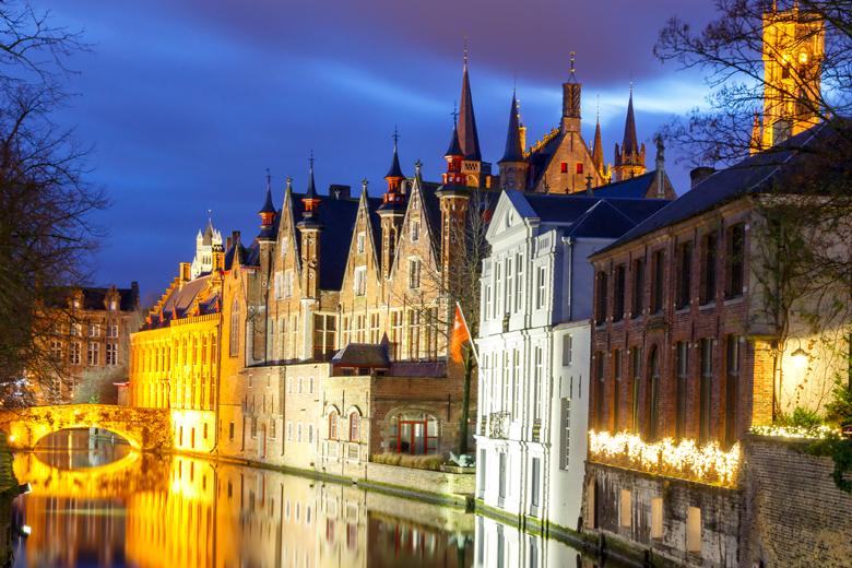 beleef een romantisch weekend in Brugge