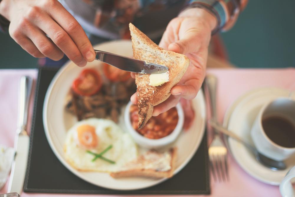 Ontbijten in Antwerpen