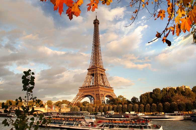 Herfstvakantie in Parijs