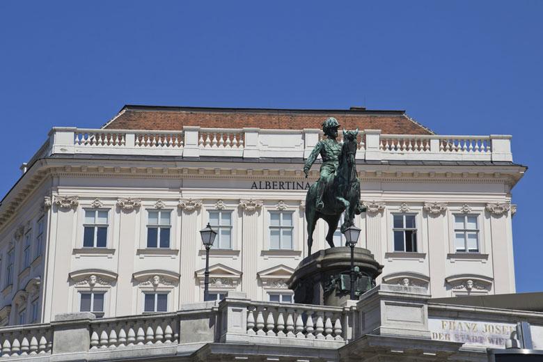 Citytrip Wenen Albertina