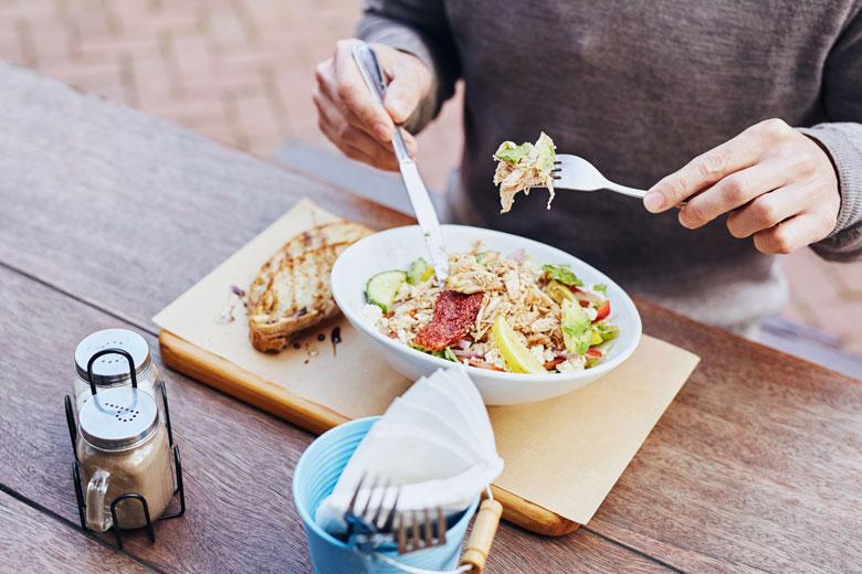 Lunchen in Maastricht