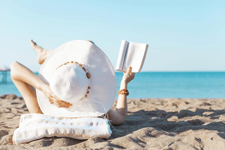 Boeken voor op vakantie